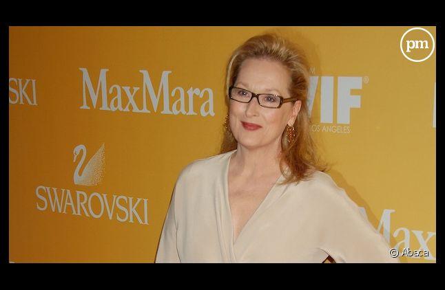 """Meryl Streep, partante pour """"Le Diable s'habille en Prada 2"""""""