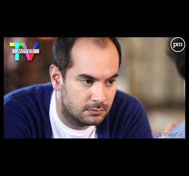 """""""Bref"""" a été élue """"Meilleure série"""" de la saison des TV Notes 2012."""
