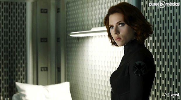 "20 millions de dollars pour Scarlett Johansson dans ""Avengers 2"" ?"