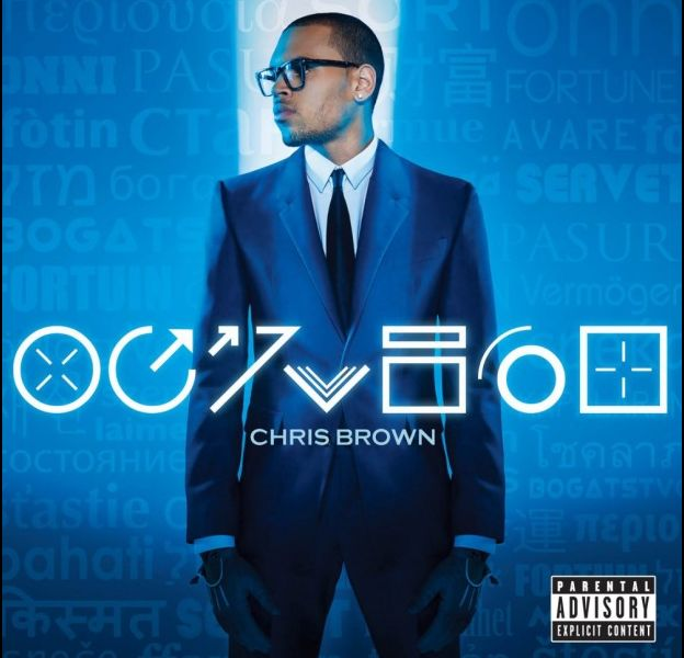 "1. Chris Brown - ""Fortune"""
