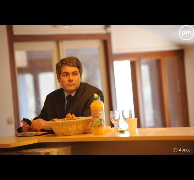 Franck Louvrier, ex-conseiller en communication de Nicolas Sarkozy.