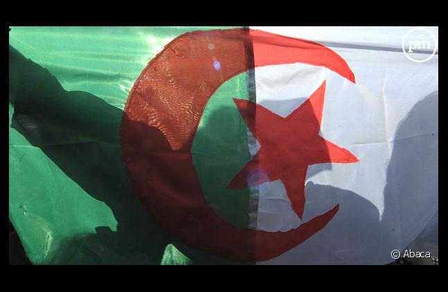 Drapeau algérien