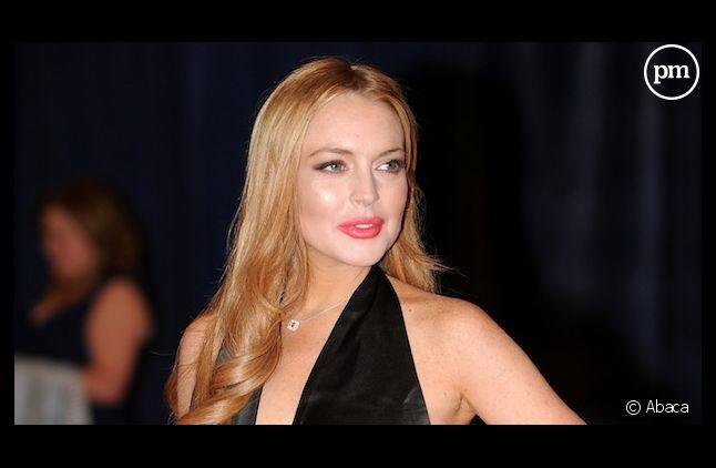 """Lindsay Lohan a décroché un rôle dans """"Scary Movie 5"""""""