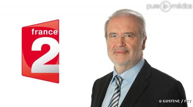 Jean Reveillon, directeur de France 2
