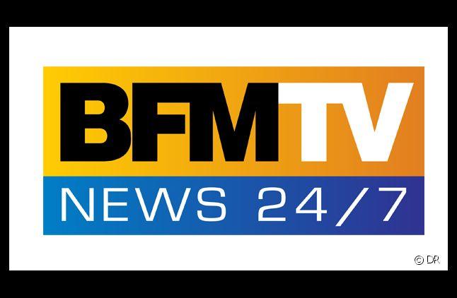Logo BFM TV.
