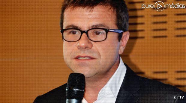 Thierry Thuillier, patron de l'information de France Télévisions