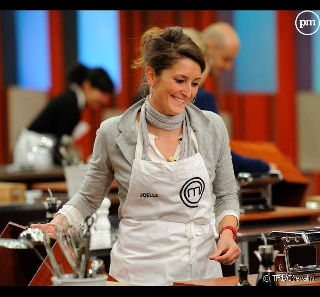 "Joëlle, candidate de ""Masterchef"" saison 3"