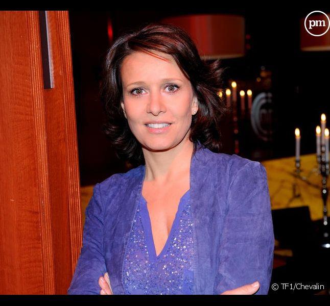 """Carole Rousseau présente """"Masterchef"""""""