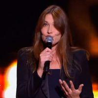 Zapping : Carla Bruni reprend Charles Trénet dans