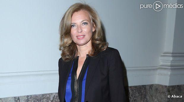 Valérie Trierweiler revient sur son tweet de soutien à Olivier Falorni