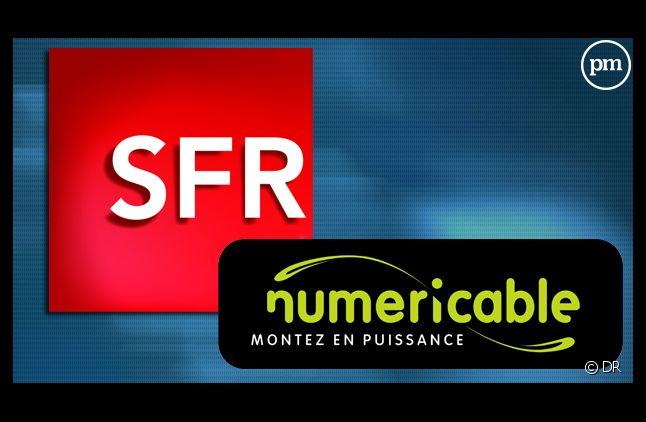 SFR et Numéricable pourraient se marier, des discussions sont en cours.