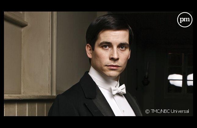 "Rob James-Collier dans ""Downton Abbey"""