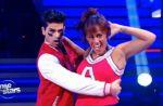"""Zapping : Amel Bent frôle la perfection dans """"Danse avec les Stars"""""""
