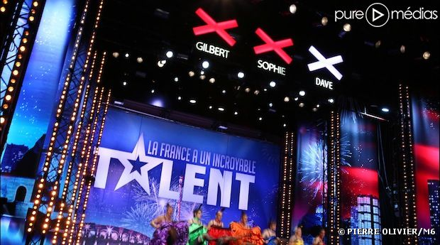 "M6 lance la saison 7 de ""La France a un incroyable talent"""