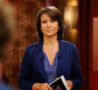 Carole Rousseau présente 'Masterchef'
