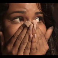 Zapping : Shy'm en larmes dans