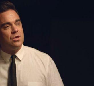 Robbie Williams dévoile le clip de 'Different'