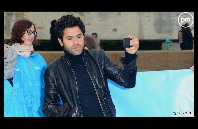 Jamel Debbouze, humoriste et comédien.