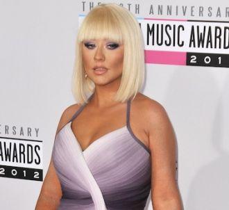 Christina Aguilera tacle les deux premiers gagnants de la...