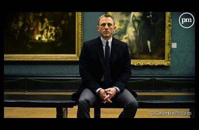 "Daniel Craig dans ""Skyfal"""