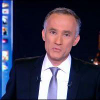 Zapping : Gilles Bouleau très ému à la fin du 20 Heures de TF1