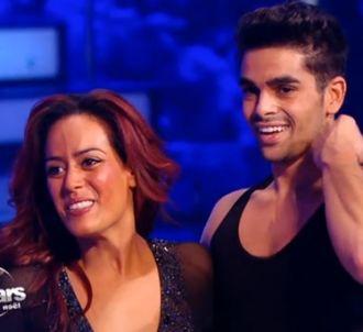 Amel Bent et Christophe Licata dansent un chacha sur...