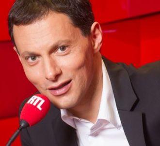A la peine dans la partie journal de 'RTL Soir'<span>,...