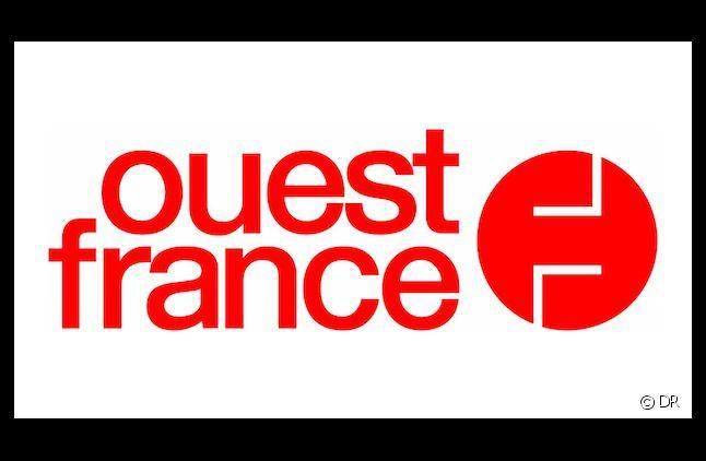 Le logo de Ouest France