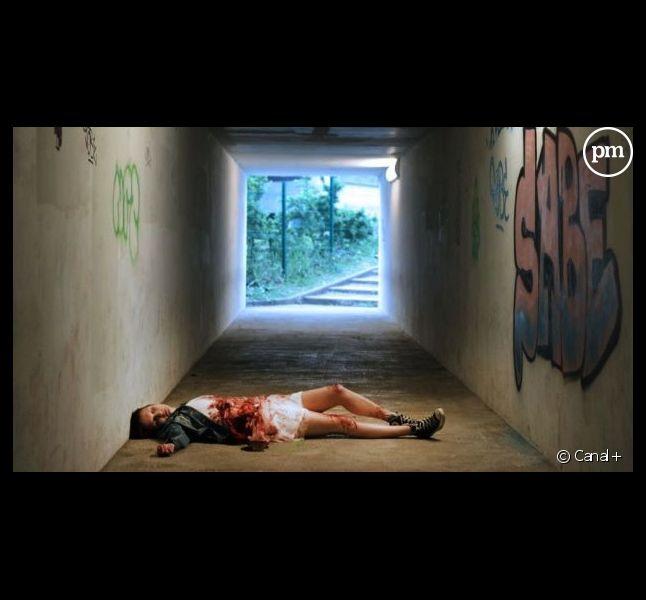 """""""Les Revenants"""", la série que Canal+ a diffusé entre novembre et décembre 2012."""