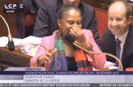 Zapping : Christiane Taubira prise d'un fou rire à l'Assemblée nationale