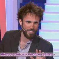 Zapping : Un humoriste arrête son sketch en direct dans