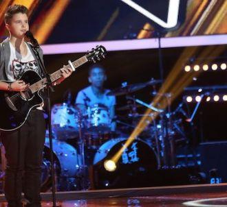 Loïs, finaliste de 'La France a un incroyable talent', de...