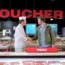 """Florent Ladeyn, candidat de la quatrième saison de """"Top Chef"""", dans une publicité Auchan"""