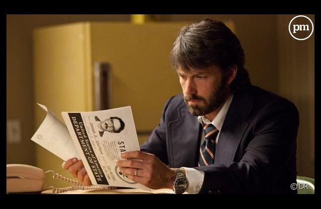 """""""Argo"""" de Ben Affleck emporte l'Oscar du meilleur film."""