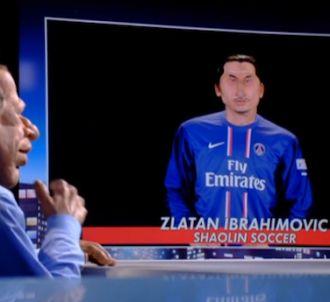 En hommage à Zlatan, 'Les Guignols' ont inventé le terme...