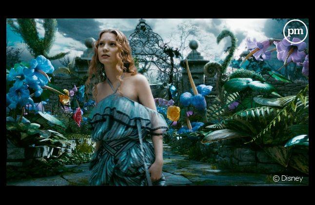 """""""Alice au pays des merveilles"""" en 3D sur M6 ce soir"""