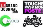 """Audiences : """"Touche pas à mon poste"""" devant """"Le Petit journal"""" vendredi !"""