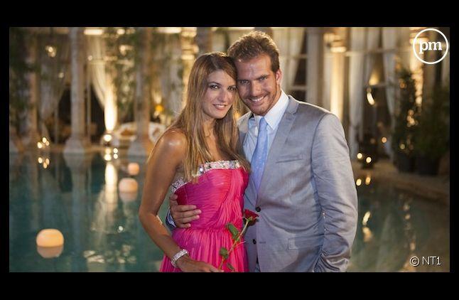 """Adriano, le """"Bachelor"""" de NT1, est reparti avec Magalie"""