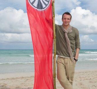Stéphane Rotenberg présente 'Pékin Express : le coffre...