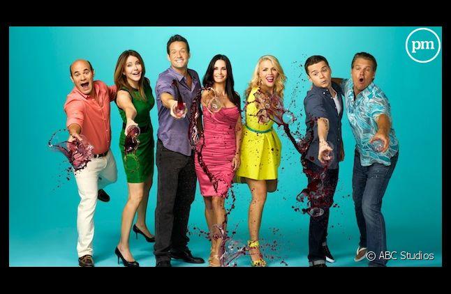"""""""Cougar Town"""" sera de retour en 2014 sur TBS"""