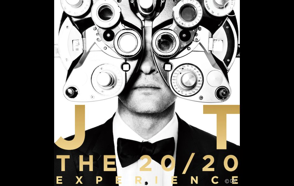 """1. Justin Timberlake - """"The 20/20 Experience"""""""