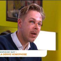 Défiguré après une agression homophobe, Wilfred de Bruijn témoigne sur France 5