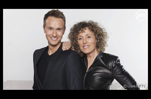 Cyril Féraud et Mireille Dumas commenteront l'Eurovision 2013 sur France 3