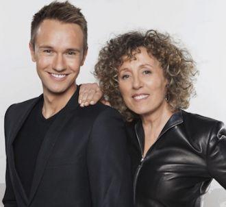 Cyril Féraud et Mireille Dumas commenteront l'Eurovision...