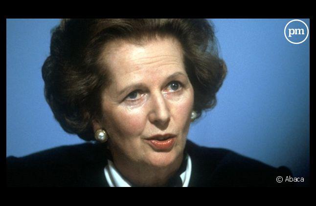 """Margaret Thatcher """"honorée"""" dans les charts anglais"""