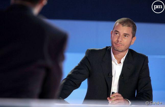 """Ali Baddou présentera """"La nouvelle édition du soir"""" pendant le Festival de Cannes."""