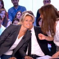 Canal+ : Anne-Sophie Lapix aux commandes du