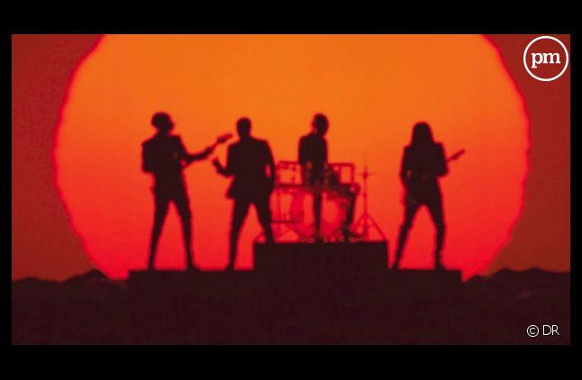 """Daft Punk, numéro un des ventes de titres en France avec """"Get Lucky"""""""
