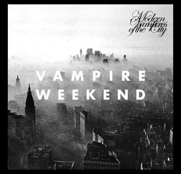 """1. Vampire Weekend - """"Modern Vampires of the City"""""""