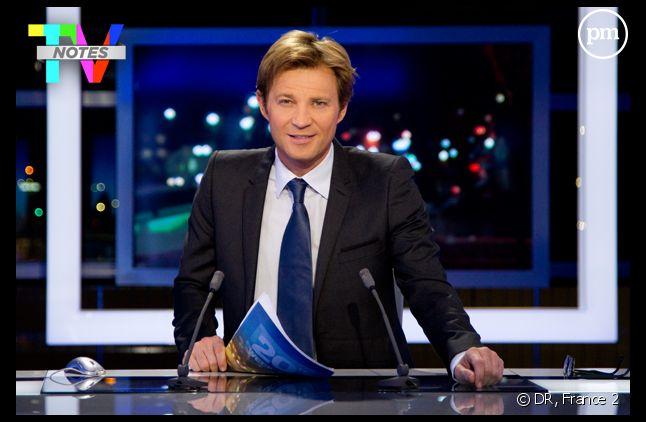 Laurent Delahousse élu présentateur de JT de la saison (TV Notes 2013).